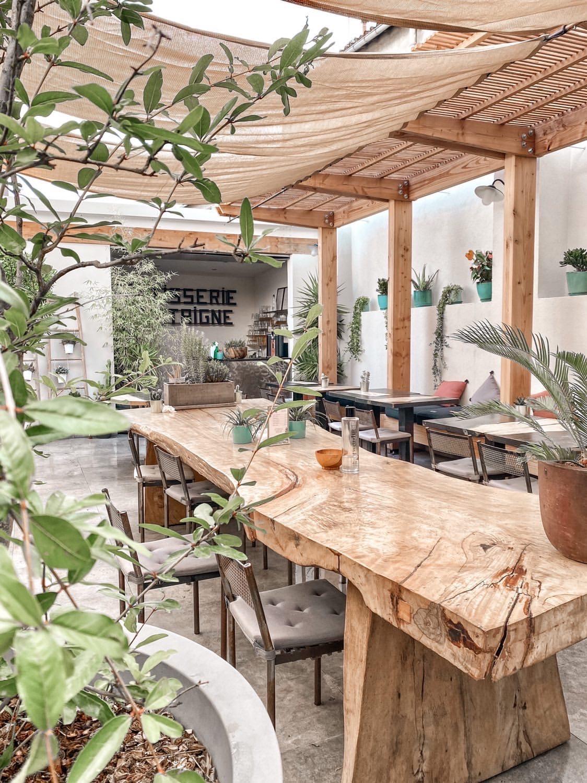 Restaurant Patio Marseille
